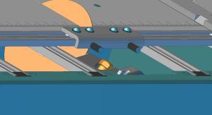 Mini pilarka o zmiennym kącie ustawienia tarczy s3