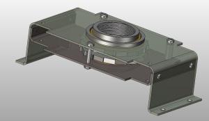 Mechanizam podnoszenia stołu 2